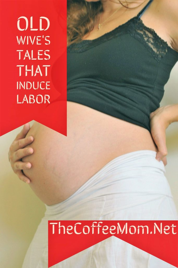 8 ways to induce labor at hom!