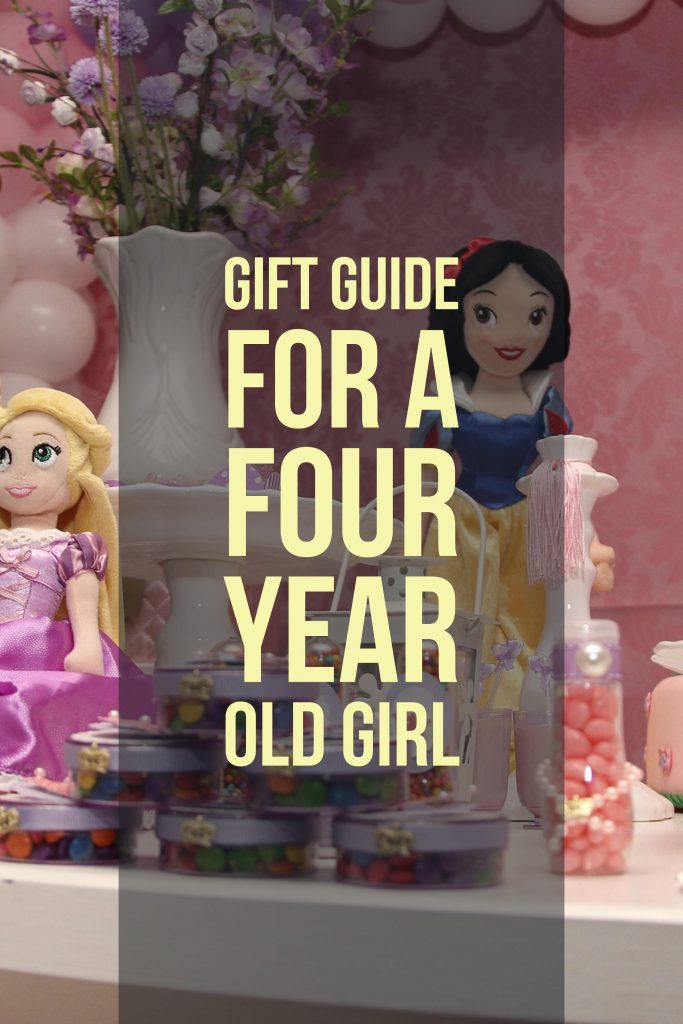 The best birthday gifts for a 4 year old who has it all