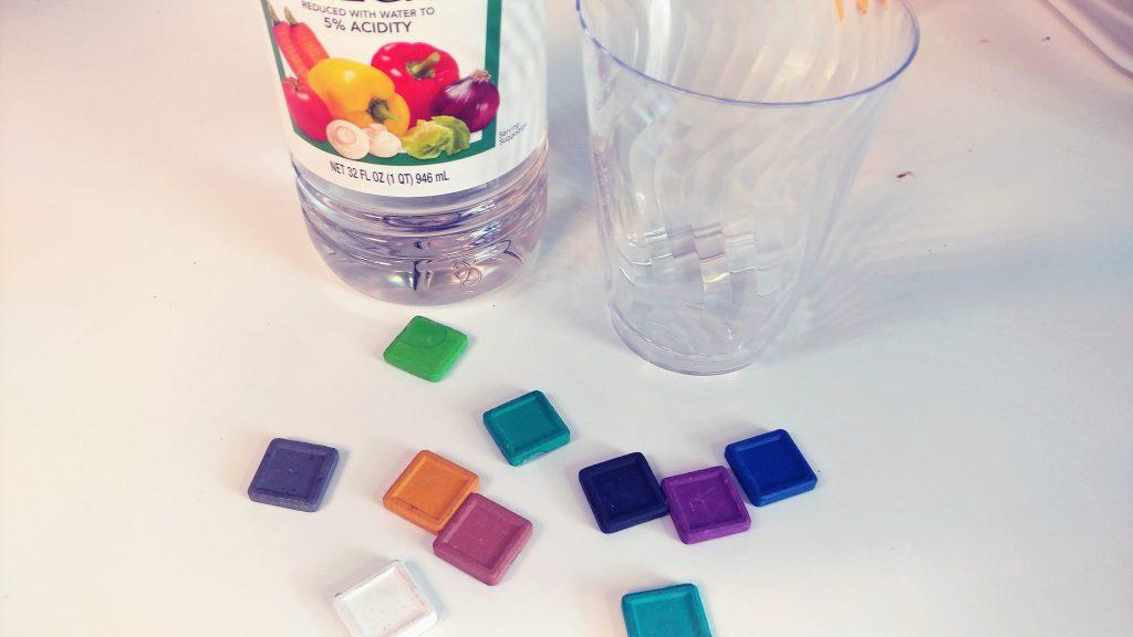 DIY Liquid Watercolor