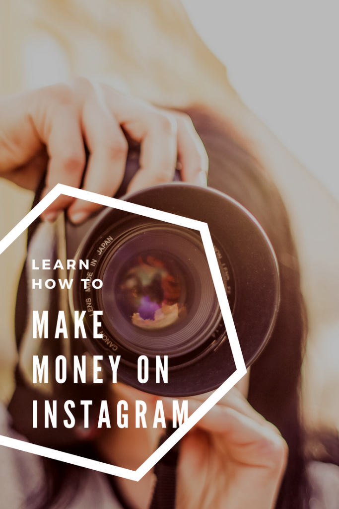 So you want to be an Instagram influencer. Learn how to make money on Instagram!
