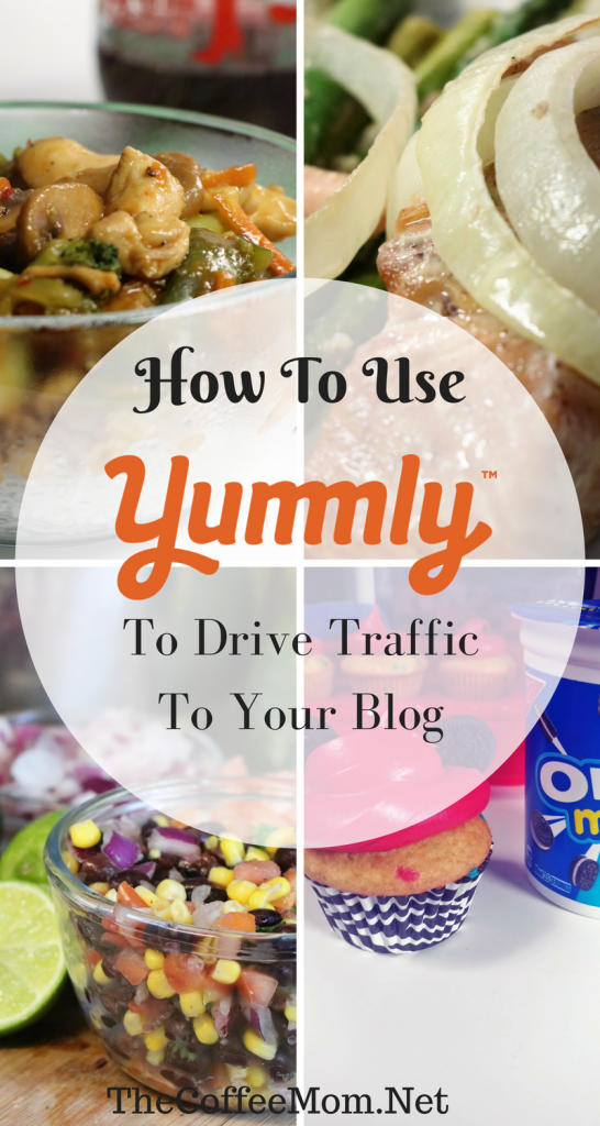 How to use Yummly to drive traffic to your blog and recipes.