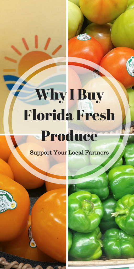 Why I Buy Florida Fresh Produce #ad #FollowTheFresh #IC