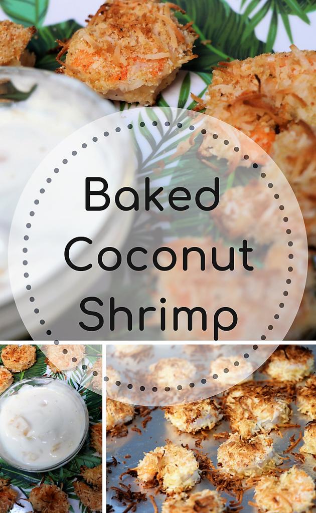 Red Lobster inspired Easy Coconut Shrimp