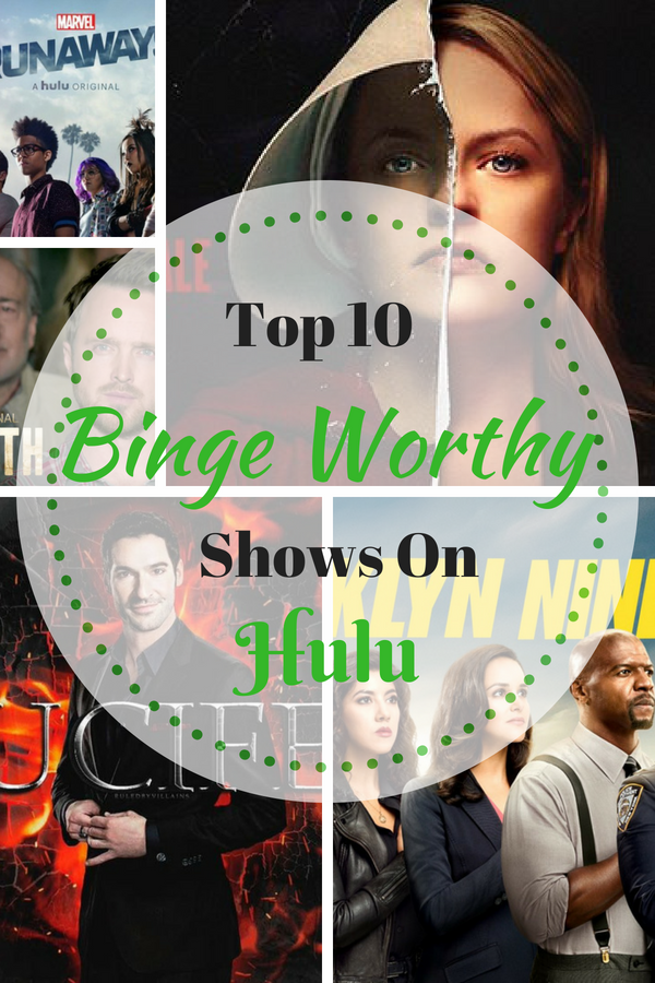 10 Most Binge Worthy Hulu Shows for Moms