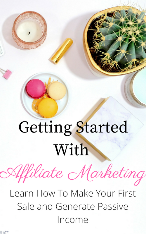 How To Start Affiliate Marketing and land your first sale. Learn to make money with affiliate marketing and set up a passive income that will set you up for financial freedom.
