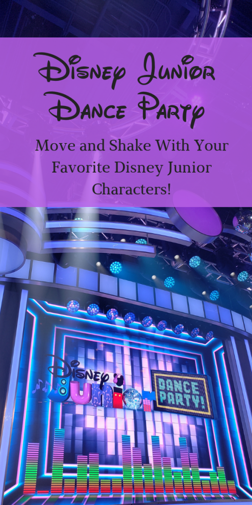 Planning a trip to Walt Disney Worldwith a little one ? The all new Disney Junior Dance Party is a must see for your littlest mouseketeer. Newly revamped with all new characters, this is one experience that will have your little prince or princess up on their feet and dancing to the music.