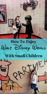 Planning Your Disney Trip with Small Children