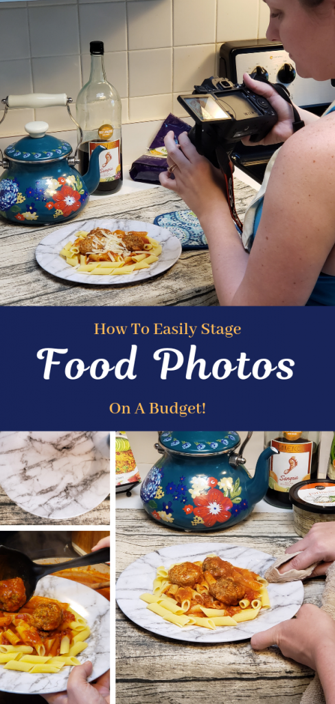 Learn How To Easily State Food Photos on a Budget