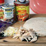 Chicken enchiladas recipes igredients