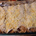chicken and cheese enchilada casserole