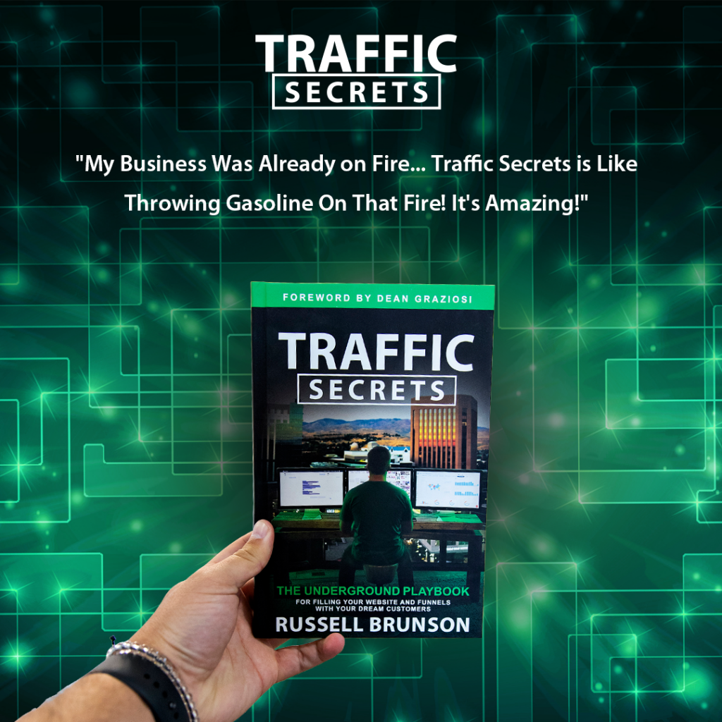 Grow Your Blog with Traffic Secrets