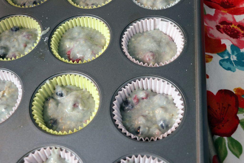 Muffin-batter-in-cups