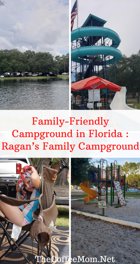 I love traveling as a family. Getting the kids out and spending time together as a family... What could be better? One of our favorite things to do is to go camping! So we checked out a top family-friendly campground in Florida, Ragan's Family Campground. With playgrounds, a water park, bounce houses, and games, this may just be the best place for a kid-friendly vacation!