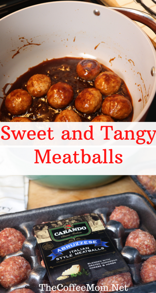 Looking for a modern twist on an Italian Classic? These sweet and tangy meatballs are the perfect weeknight option! You only need a few simple staples and fresh Carando Meatballs and you will be able to recreate this recipe in no time!