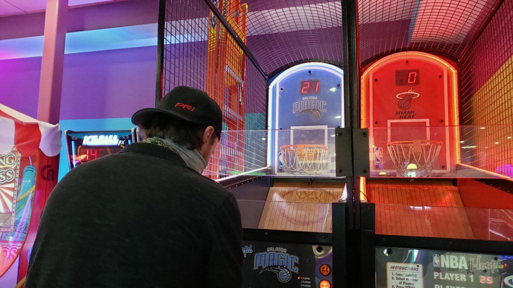 Arcade at ICON park
