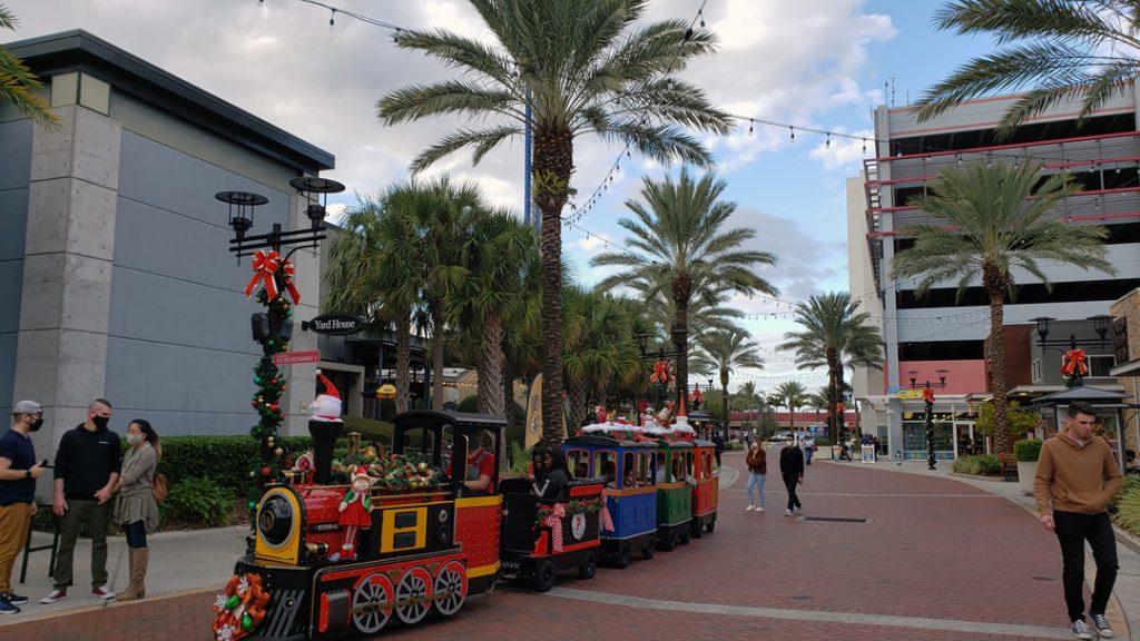 Train at ICON Park Orlando