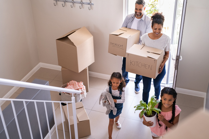 Eight Reasons To Buy A House